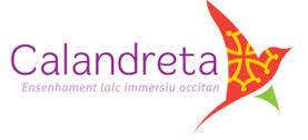 Logo Calandreta Fédération